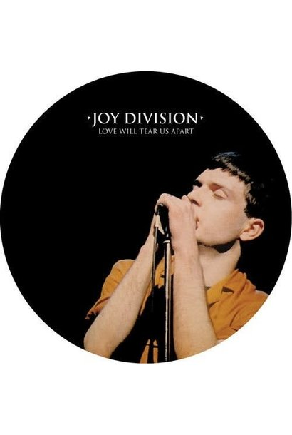 "Joy Division • Love Will Tear Us Apart (12"" Picture Disc)"