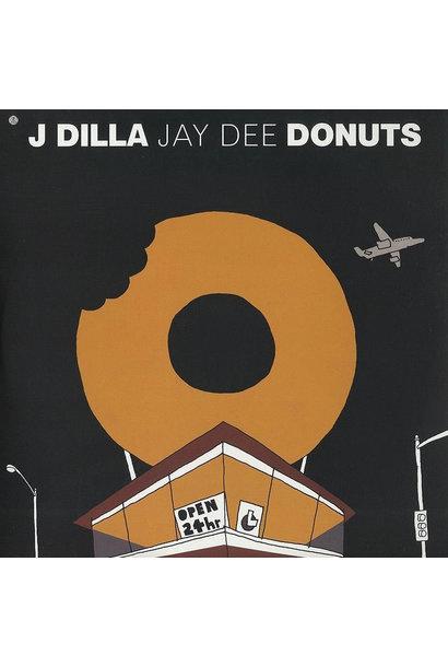 J Dilla • Donuts