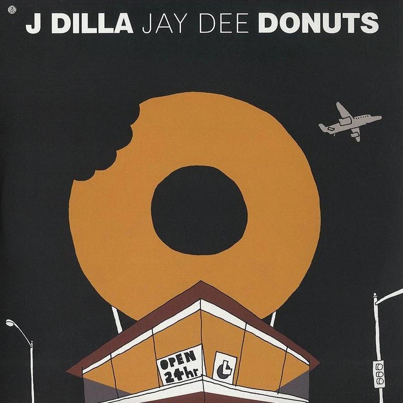 J Dilla • Donuts-1