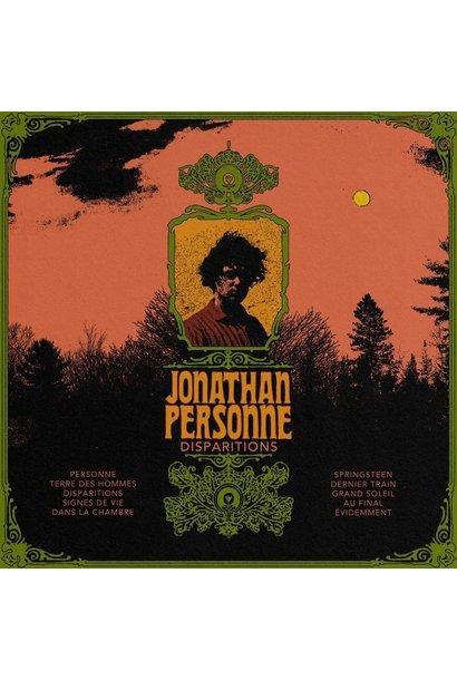 Jonathan Personne • Disparitions