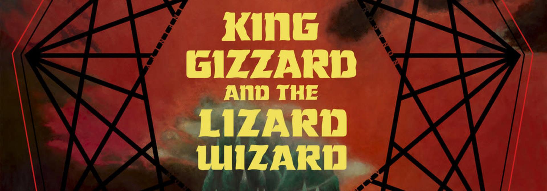 King Gizzard & the Lizard Wizard • Nonagon Infinity (Pressage tricolore)