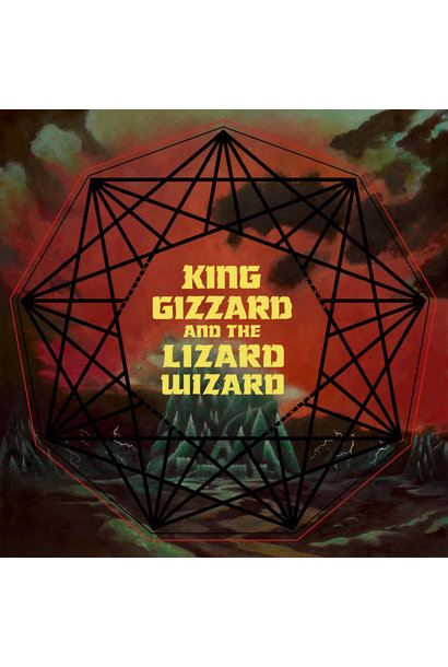 King Gizzard & the Lizard Wizard • Nonagon Infinity (Pressage tricolore)