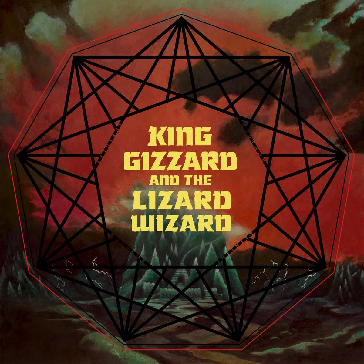 King Gizzard & the Lizard Wizard • Nonagon Infinity (Pressage tricolore)-1