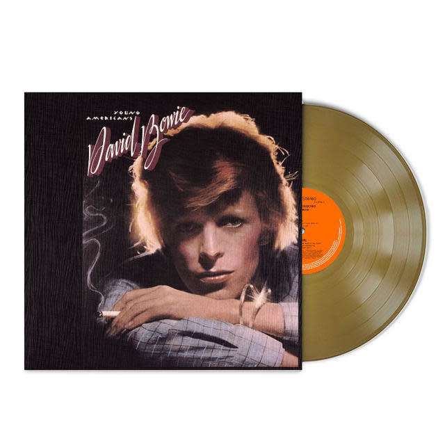 David Bowie • Young American (Édition couleur or)-2