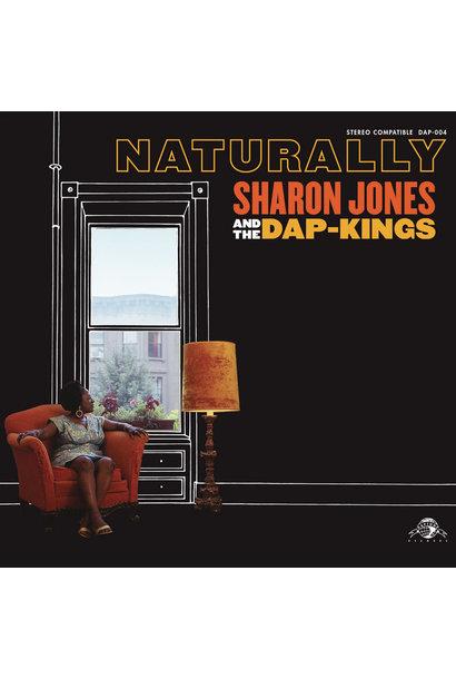 Sharon Jones & the Dap-Kings • Naturally