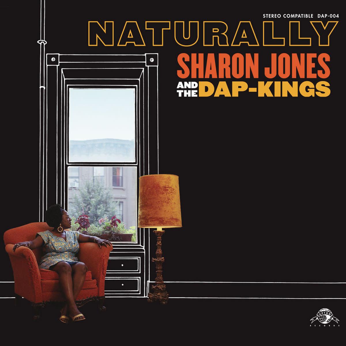 Sharon Jones & the Dap-Kings • Naturally-1