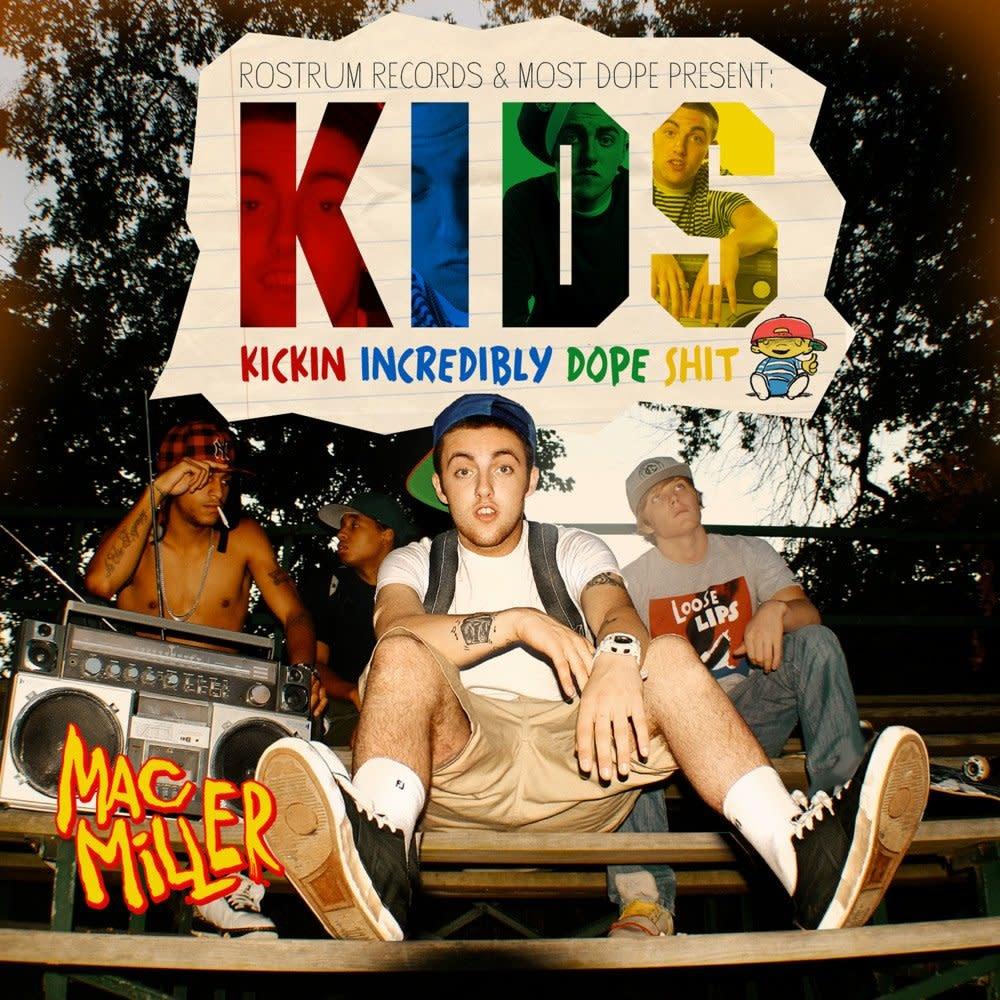 Mac Miller • K.I.D.S.-1