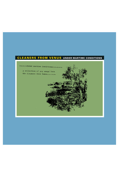 Cleaners From Venus • Under Wartime Conditions