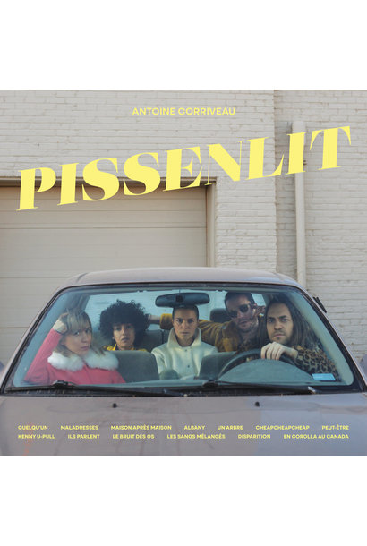 Antoine Corriveau • Pissenlit