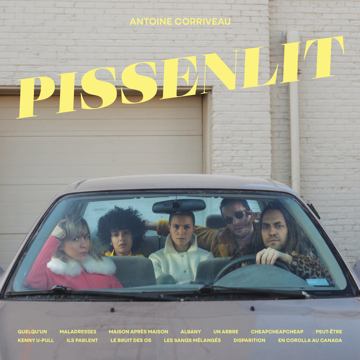 Antoine Corriveau • Pissenlit-1