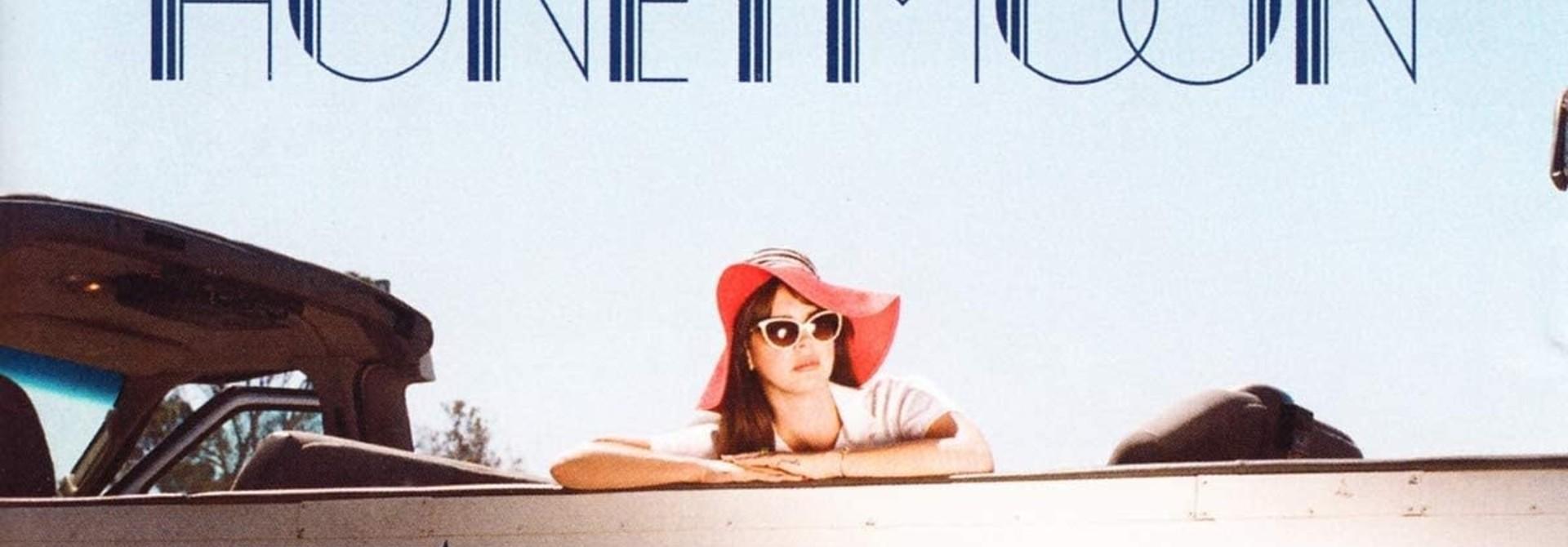Lana Del Rey • Honeymoon
