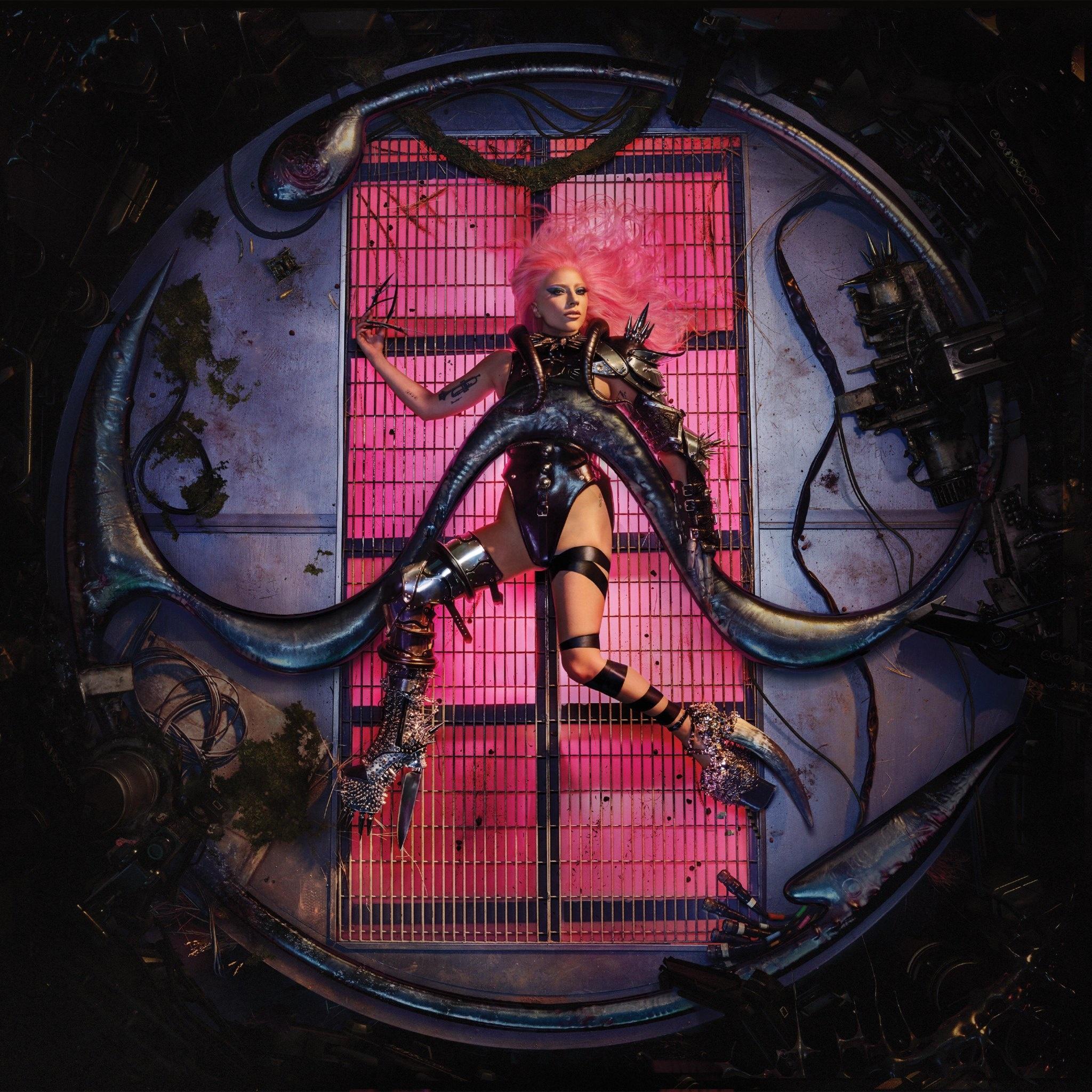 Lady Gaga • Chromatica (Édition couleur)-1