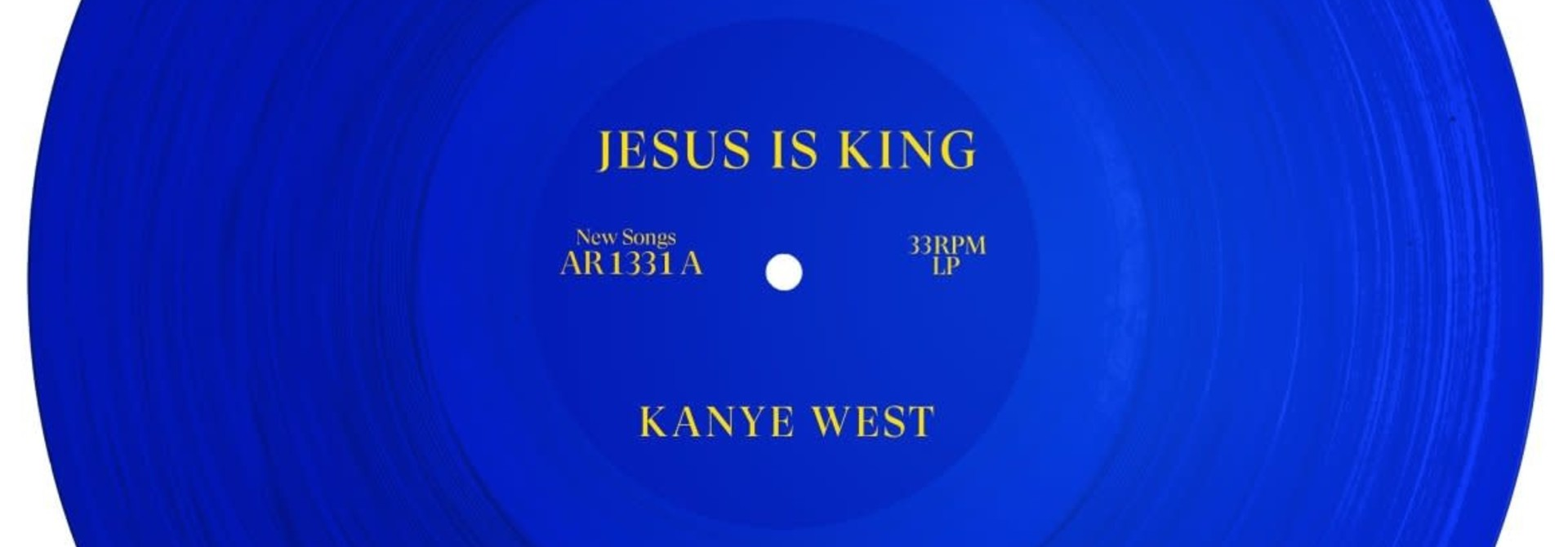 Kanye West • Jesus Is King