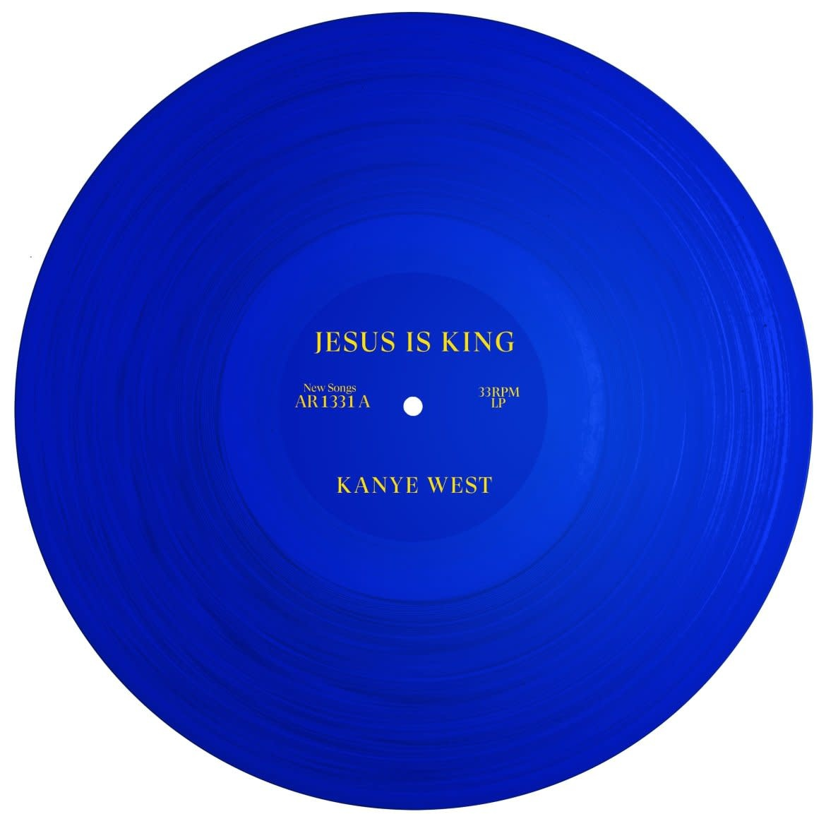 Kanye West • Jesus Is King-1