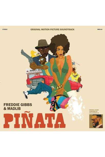 Freddie Gibbs & Madlib • Piñata '74 (RSD2020)