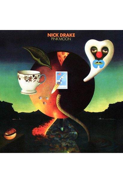 Nick Drake • Pink Moon