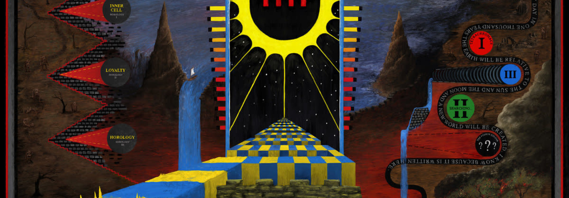 King Gizzard & the Lizard Wizard • Polygondwanaland