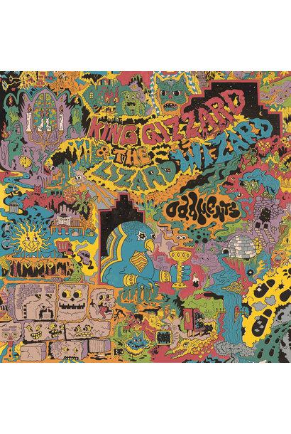 King Gizzard & the Lizard Wizard • Oddments