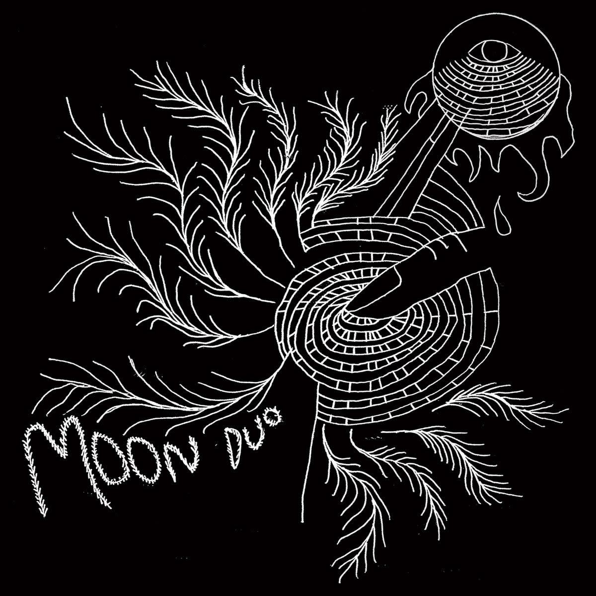 """Moon Duo • Escape (Réédition """"extended"""" vinyle rose)-1"""