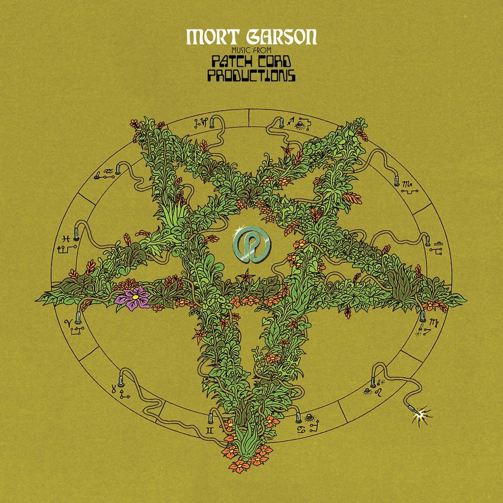 "Mort Garson • Music From Patch Cord Productions (Édition ""Indie"" couleur)-1"