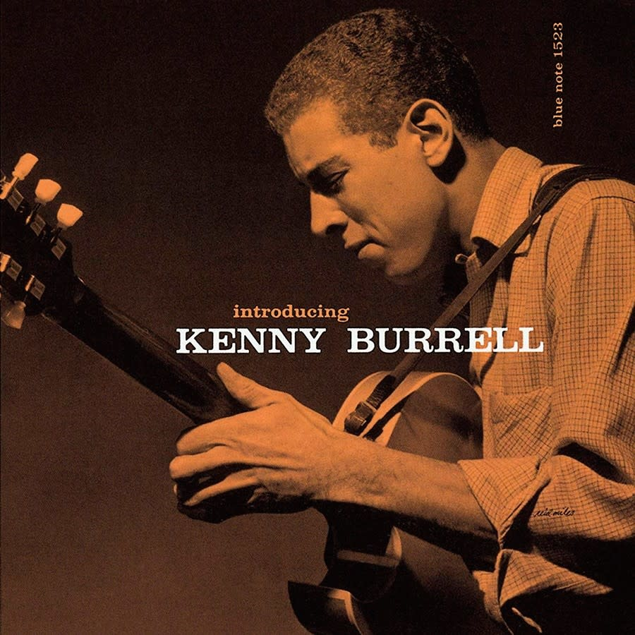 Kenny Burrell • Introducing Kenny Burrell (Série Tone Poet)-1