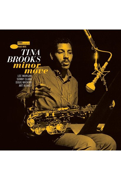 Tina Brooks • Minor Move (Série Tone Poet)