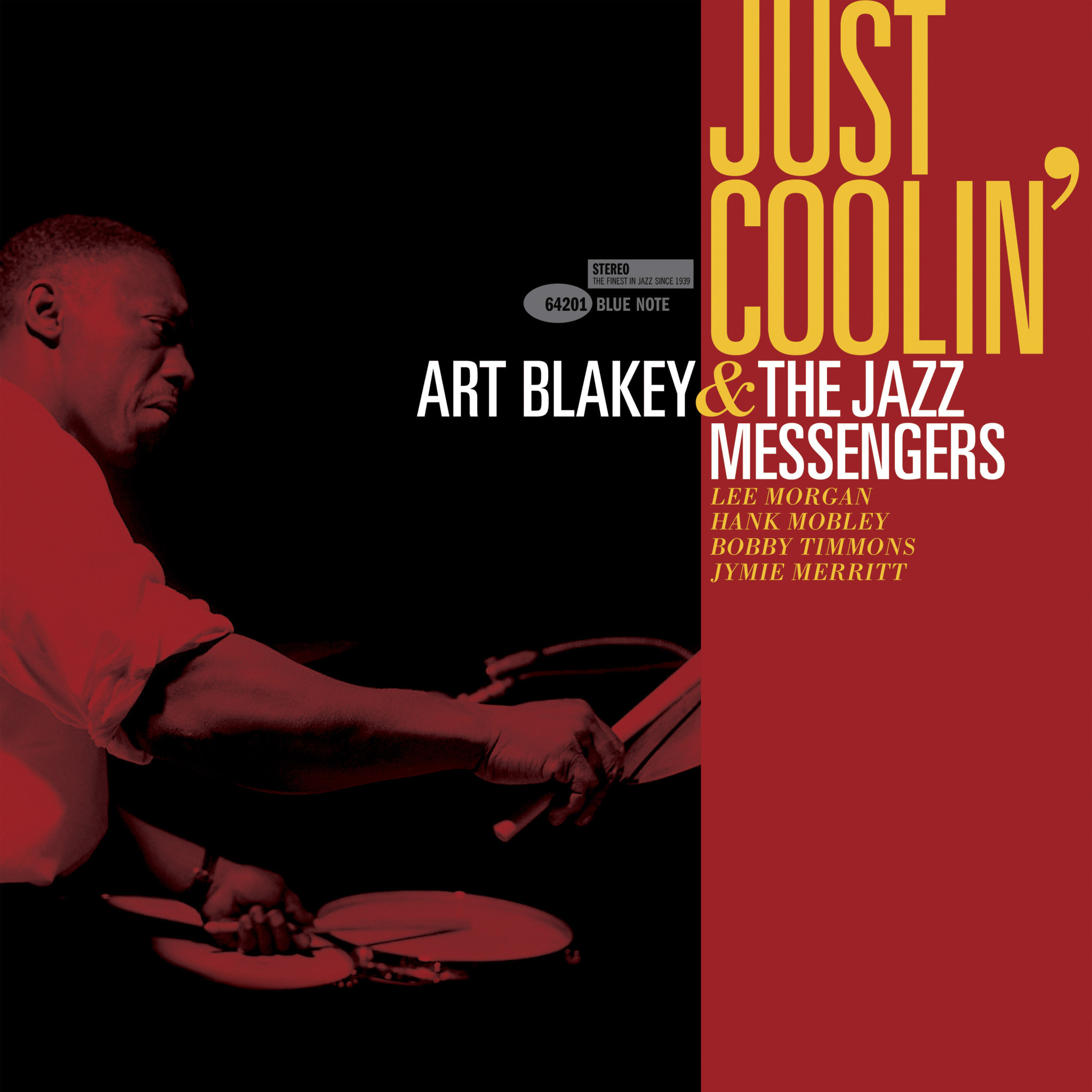 Art Blakey & The Jazz Messengers • Just Coolin'-1