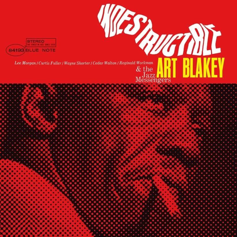 Art Blakey & The Jazz Messengers • Indestructible!-1
