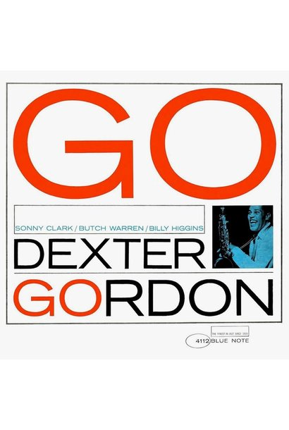 Dexter Gordon • GO!