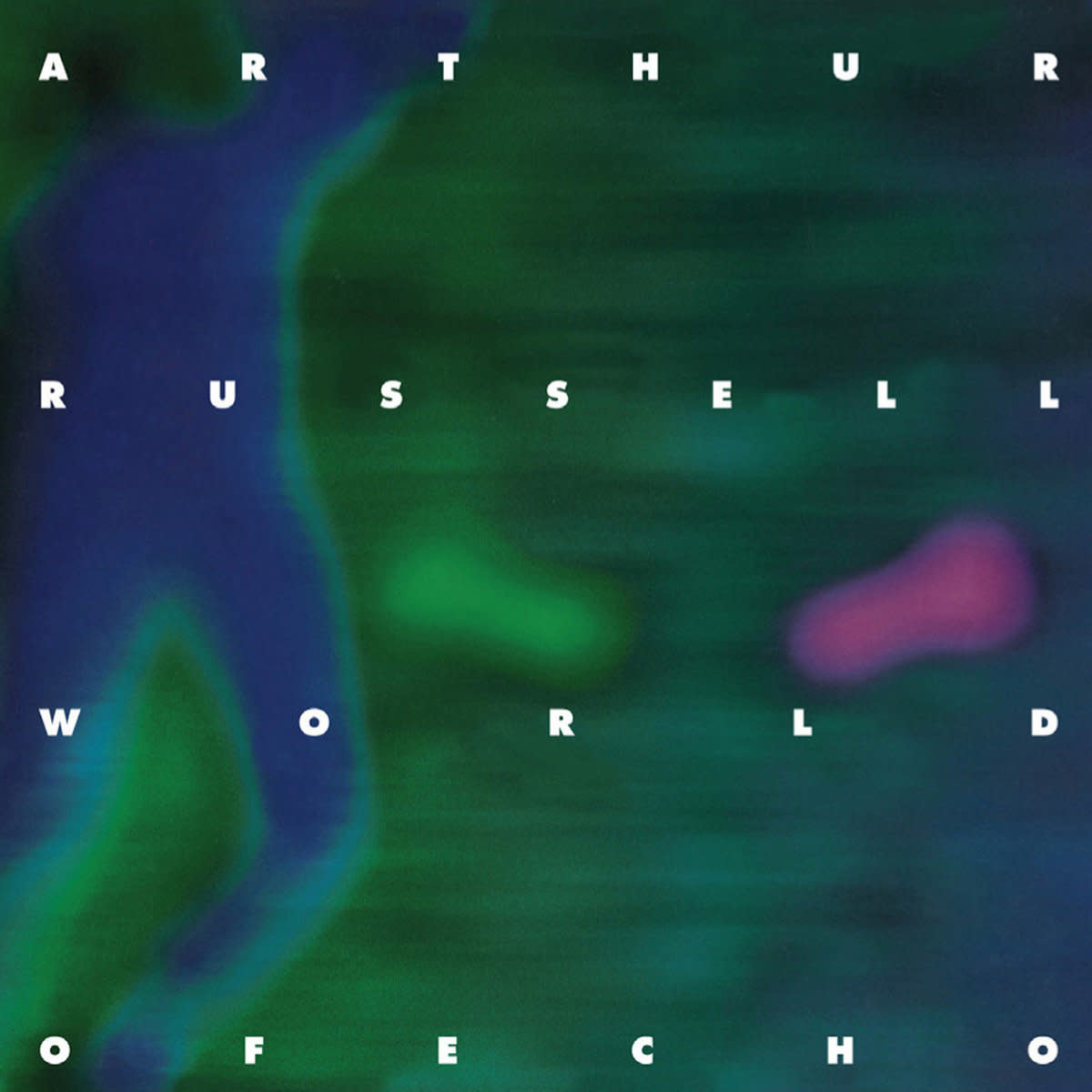 Arthur Russell • World of Echo-1