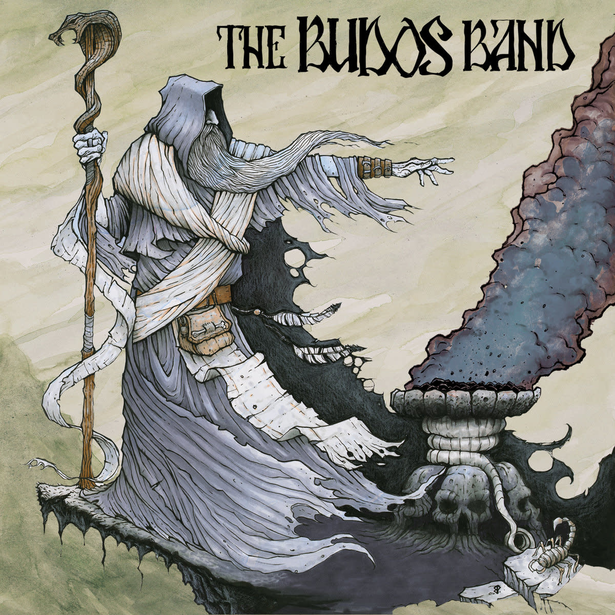 The Budos Band • Burnt Offering-1