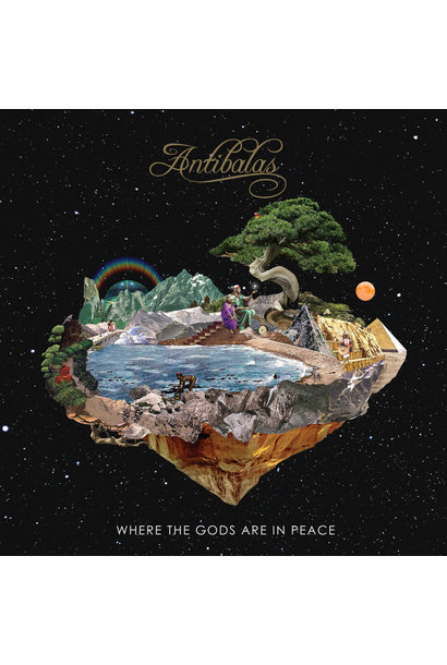 Antibalas • Where The Gods Are In Peace