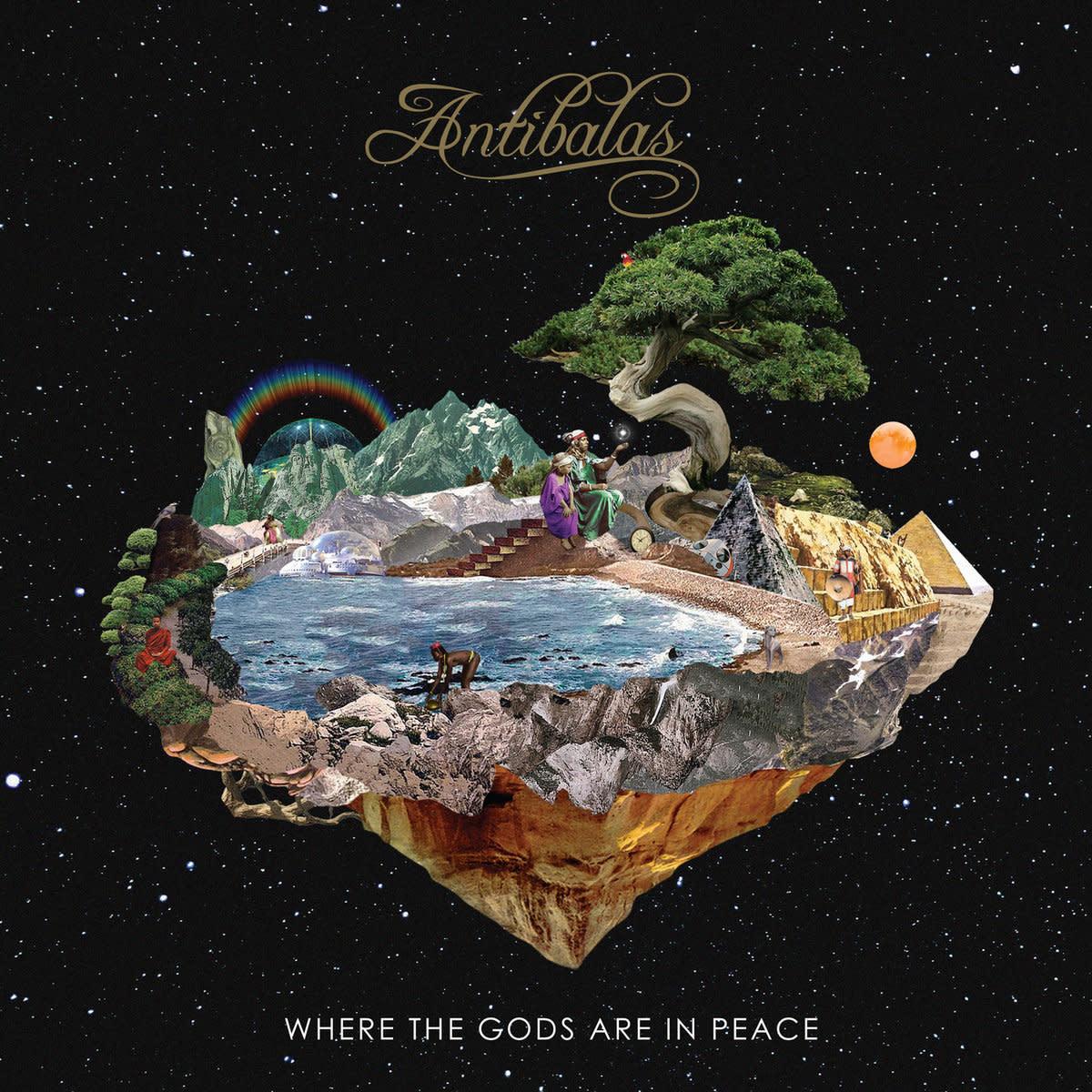 Antibalas • Where The Gods Are In Peace-1