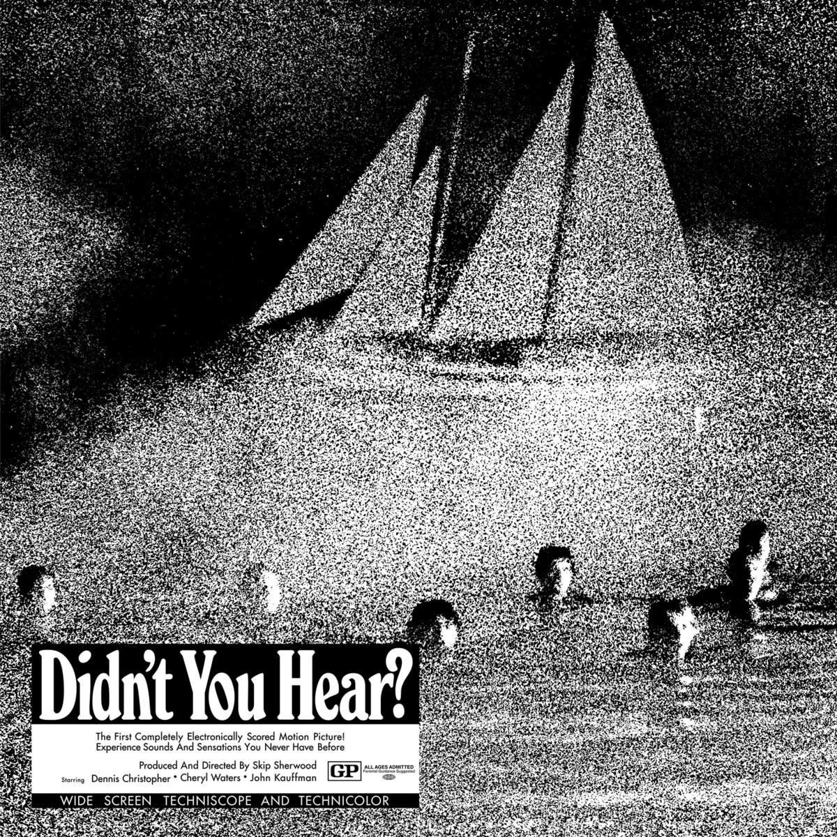 Mort Garson • Didn't You Hear?-1