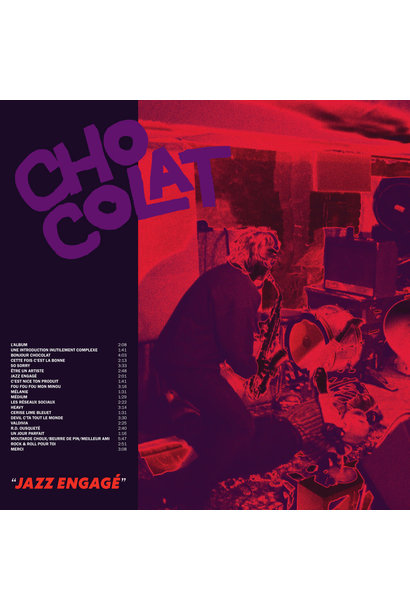Chocolat • Jazz Engagé