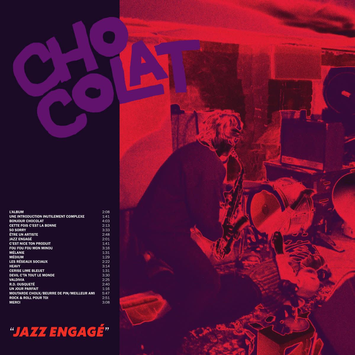 Chocolat • Jazz Engagé-1