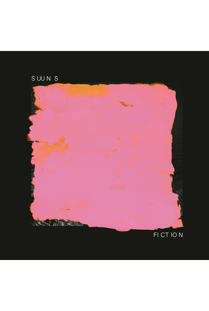 Suuns • Fiction EP (Édition couleur limitée)