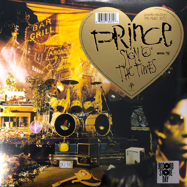 """Prince • Sign O' the Times (Édition limitée """"picture disc"""")-2"""