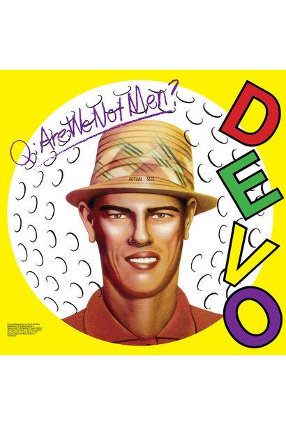 Devo • Q: Are We Not Men? A: We Are Devo! (Édition  couleur limitée)