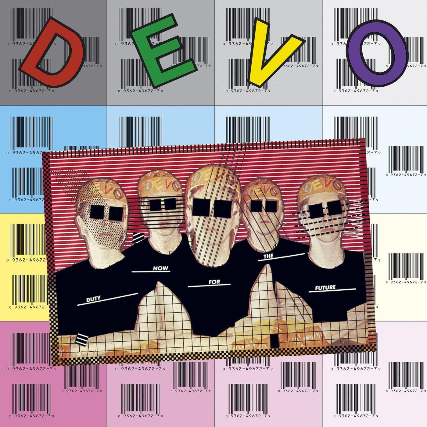 Devo • Duty Now For the Future (Édition couleur limitée)-1