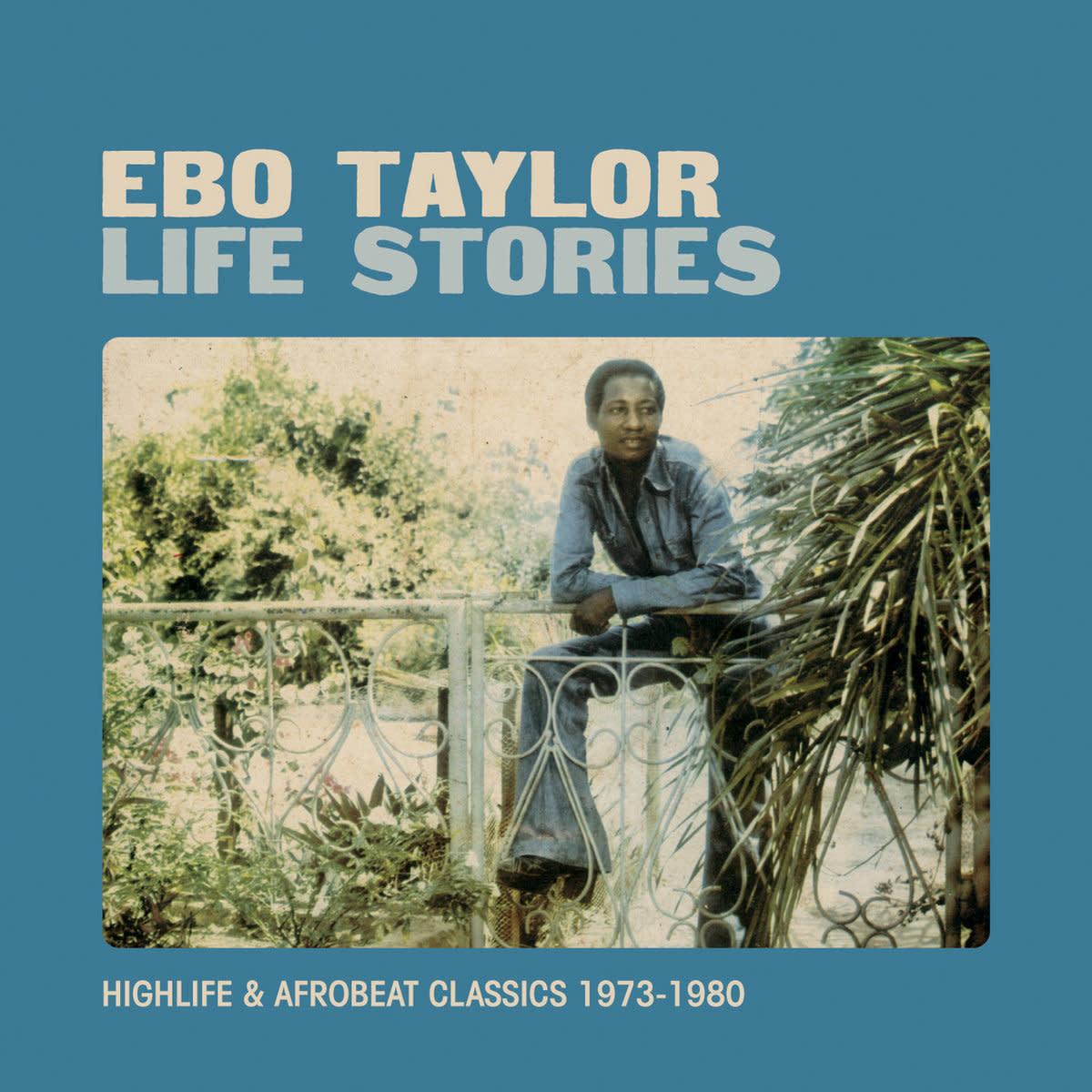 Ebo Taylor •  Life Stories-1