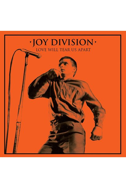 "Joy Division • Love Will Tear Us Apart (12"", Édition Halloween)"