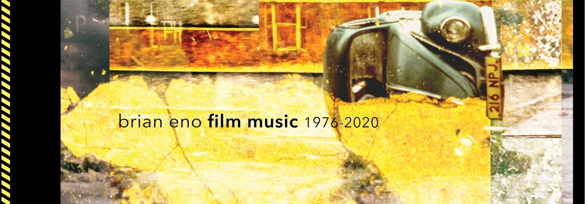 Brian Eno • Film Music 1976-2020