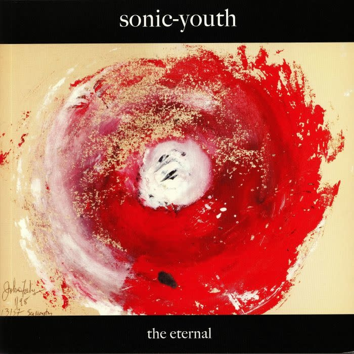 Sonic Youth • The Eternal-1