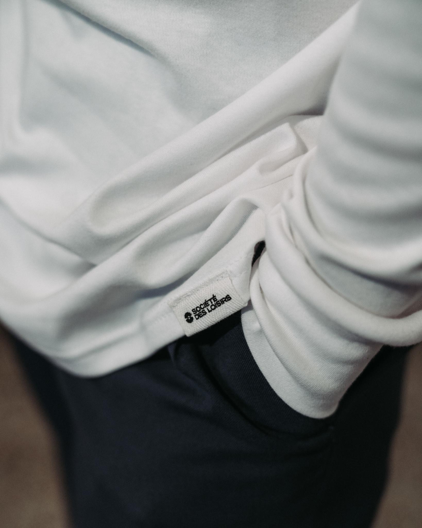 Chandail [blanc] à manche longue-2
