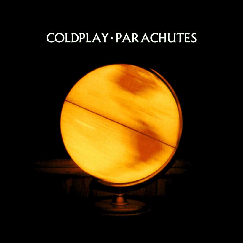 Coldplay • Parachutes (Réédition vinyle jaune)-1