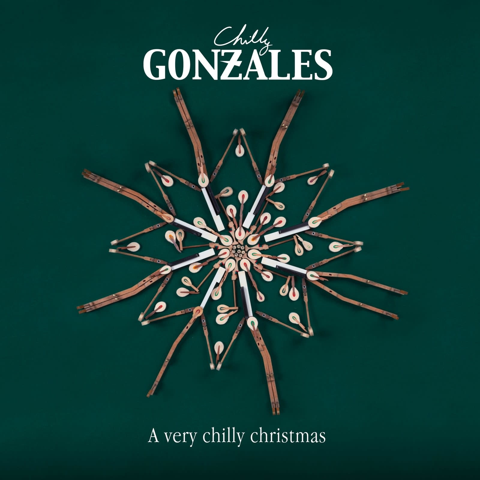Chilly Gonzales • A Very Chilly Christmas-1