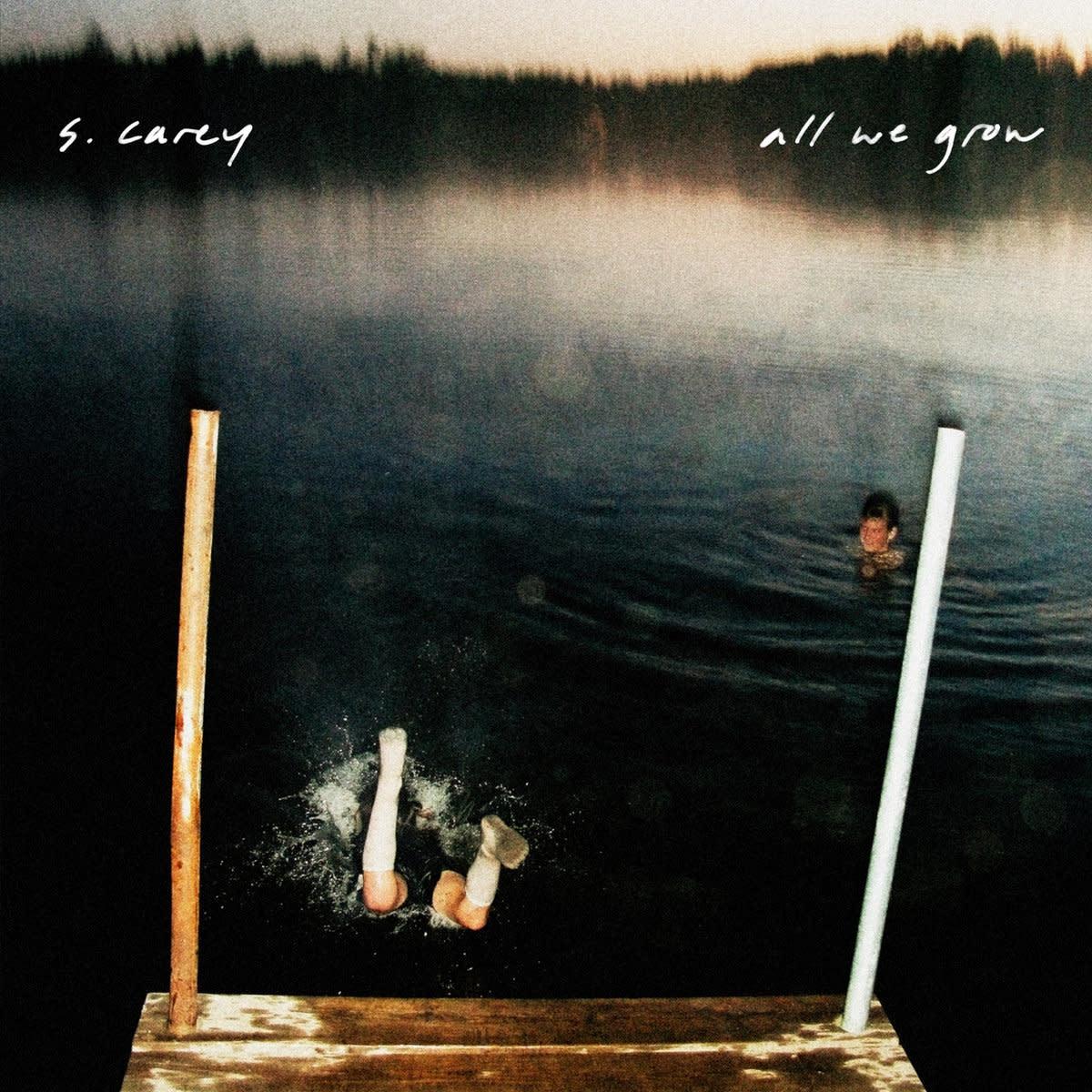 S. Carey • All We Grow (Édition 10ème anniversaire couleur)-1
