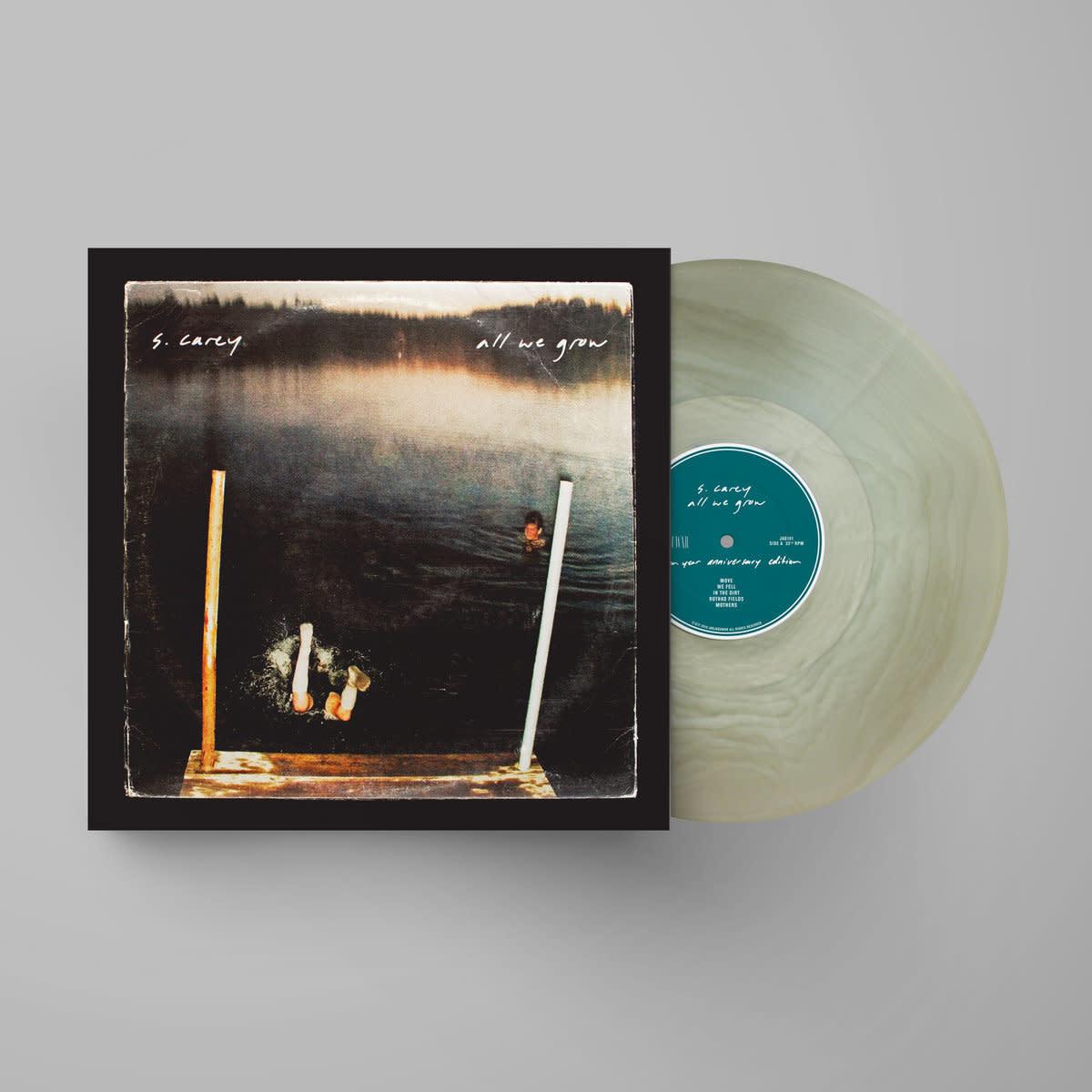 S. Carey • All We Grow (Édition 10ème anniversaire couleur)-2