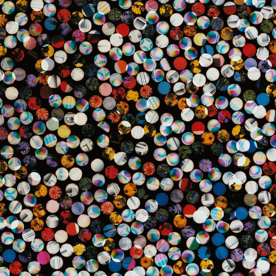 Four Tet • There Is Love In You (Réédition deluxe 3xLP)-1